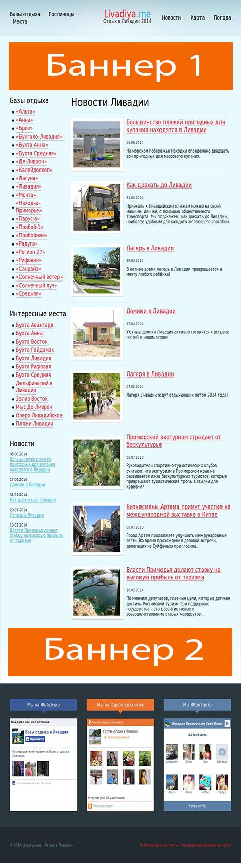 схема размещения рекламы на сайте livadiya.me  height=