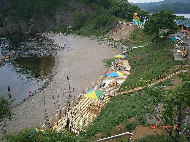 фото бухта анна приморский край